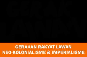 Logo Gerak Lawan transparan